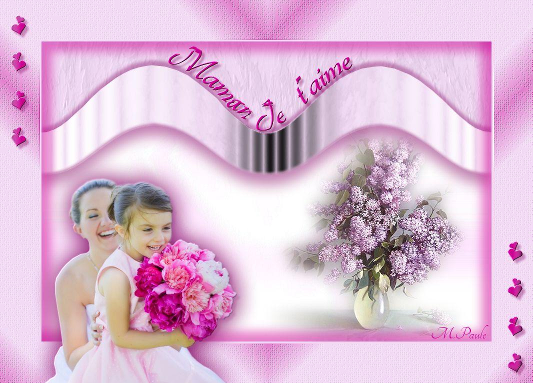 "Maman""Je t'Aime""(PSP) 161208040213313003"