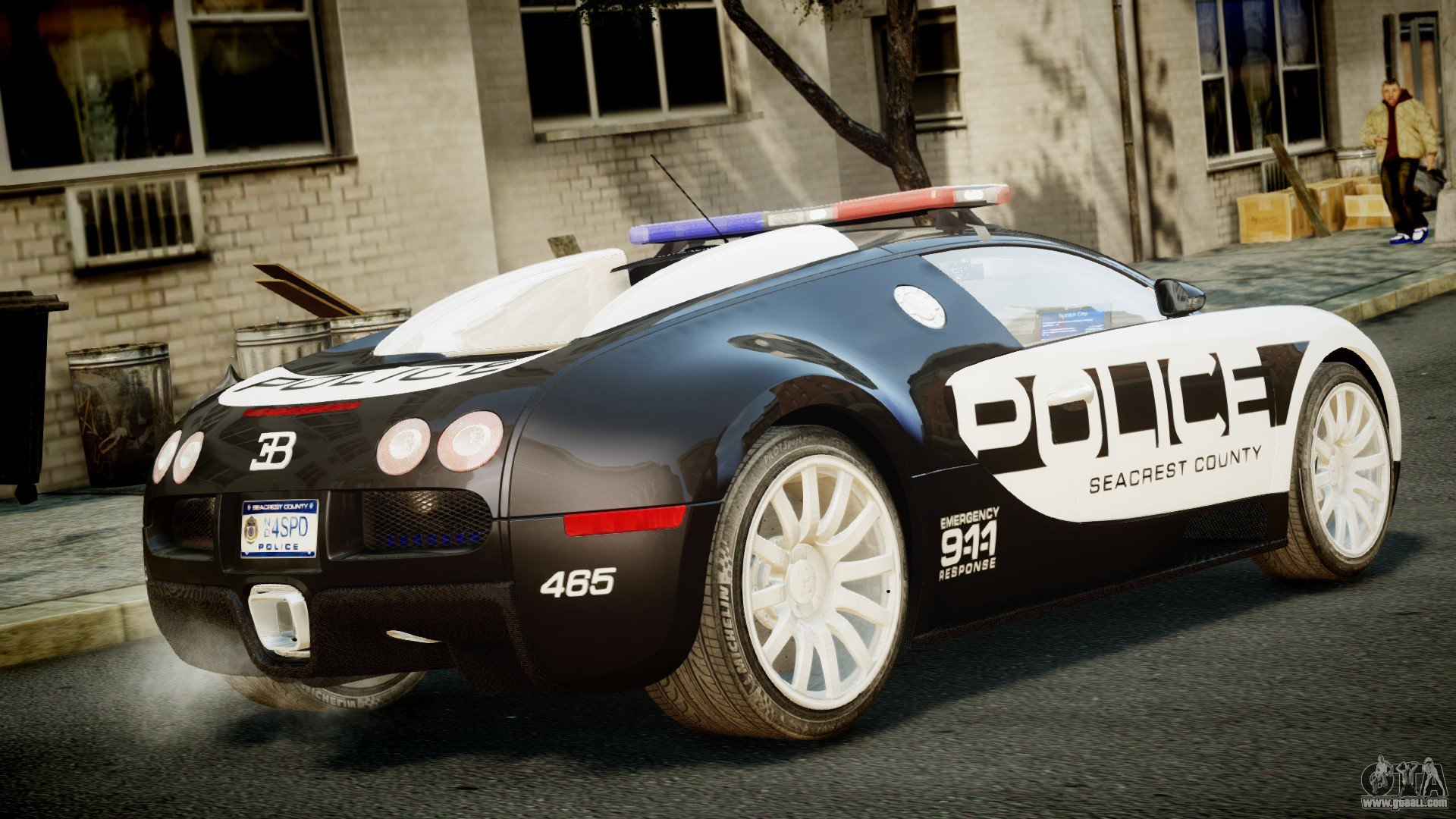 which police hotrod would you like to see in the crew calling all