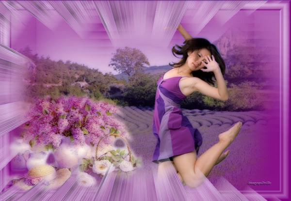 Je vois la vie en mauve violet parme page 218 supertoinette for Mauve la vie claire