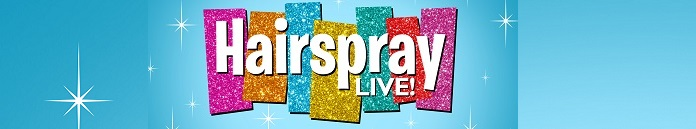 Poster for Hairspray Live!