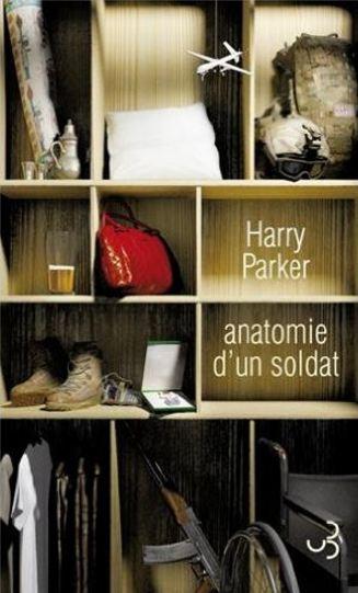 Anatomie d'un soldat de Harry Parker 2016