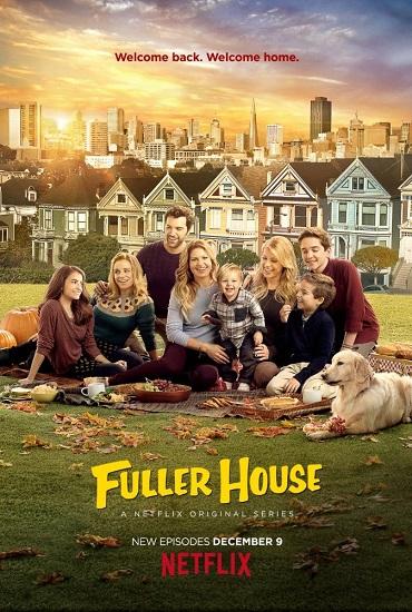 Pełniejsza chata / Fuller House {Sezon 02} (2016)