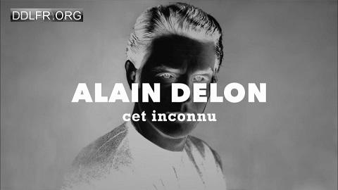 Alain Delon cet inconnu