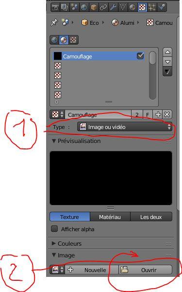Comment texturer un camouflage avec Blender ? 161213123315485167