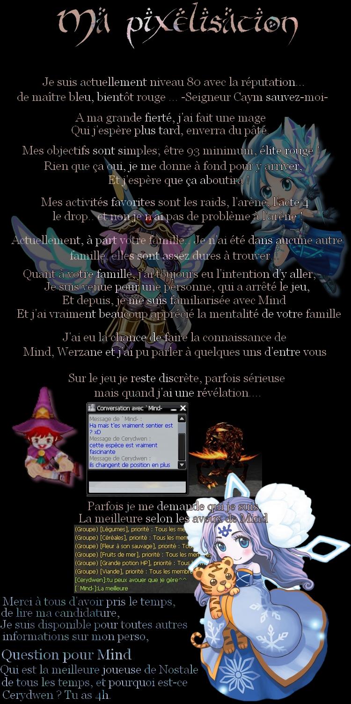 Bonjour les Crow ! :) 161214025458338743