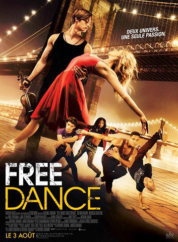 Free Dance french dvdrip
