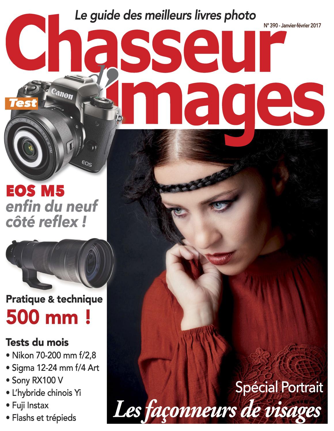 Chasseur d'Images N°390 - Janvier/Février 2017