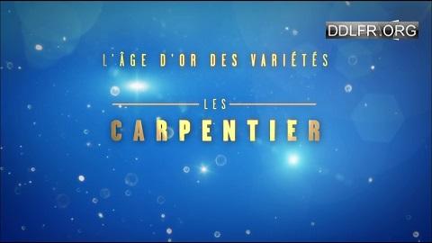 Les Carpentier L'âge d'or des variétés