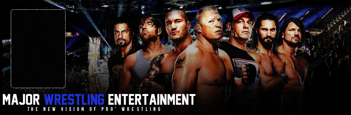 Major Wrestling Entertainement  161221061024562599