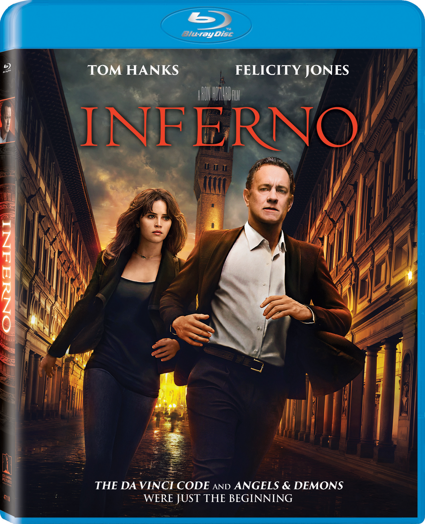 Inferno (2016) poster image