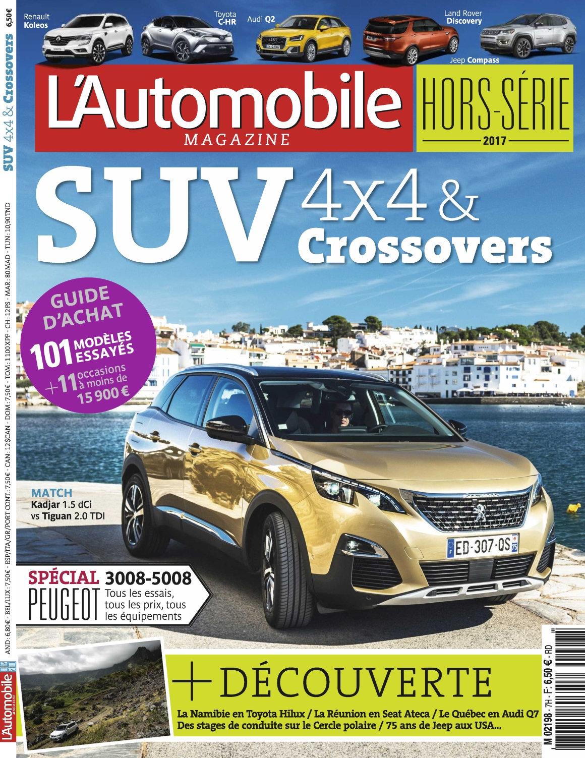 L'Automobile magazine Hors-Série N°68 - Hiver 2017