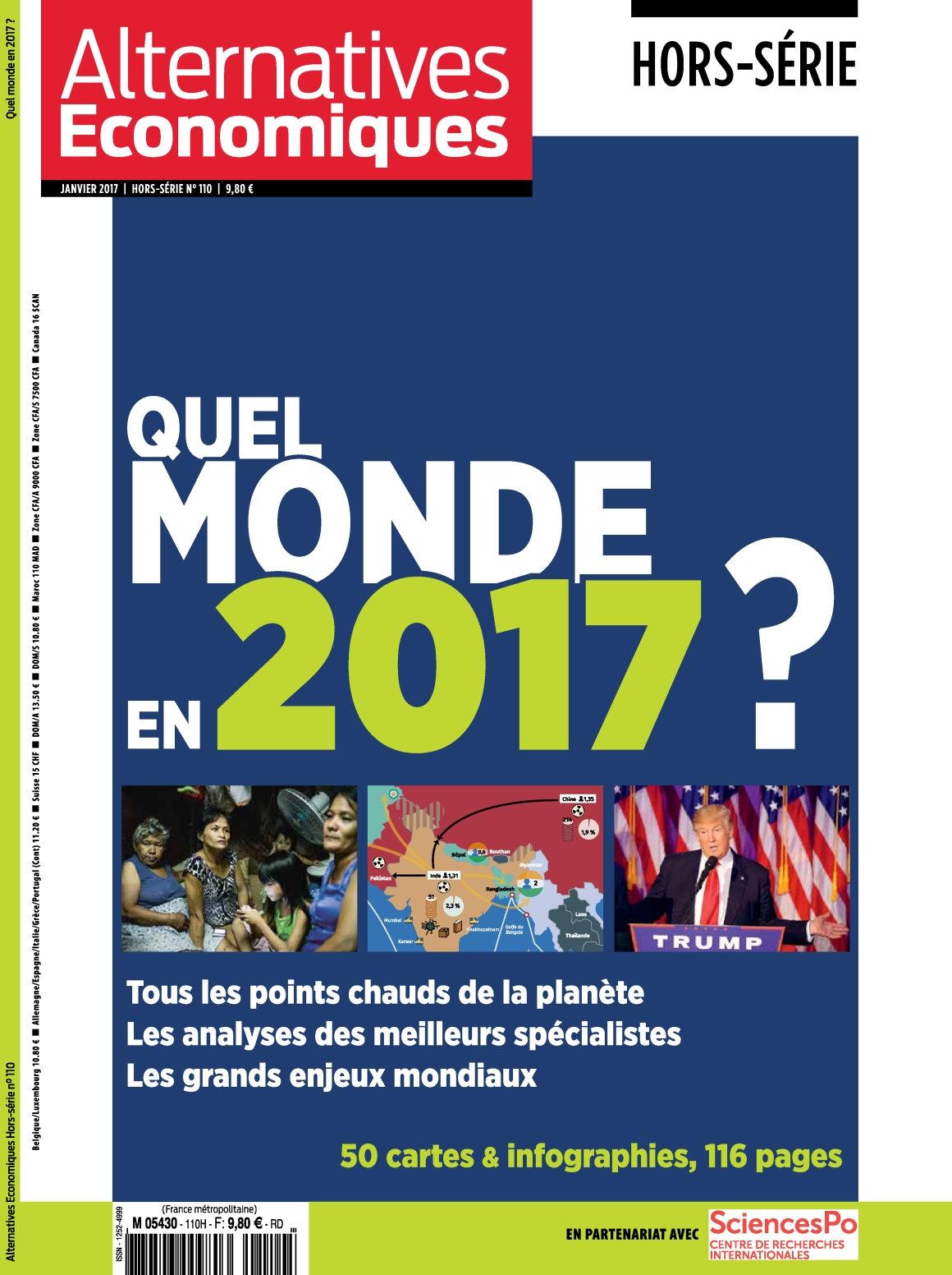 Alternatives Économiques Hors-Série 110 - Janvier 2017