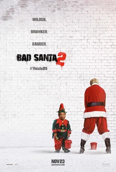 Zły Mikołaj 2 / Bad Santa 2 (2016) pl