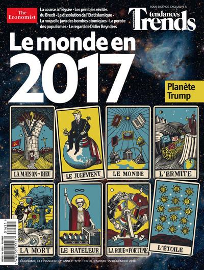 Trends Tendances - 22 Au 29 Décembre 2016