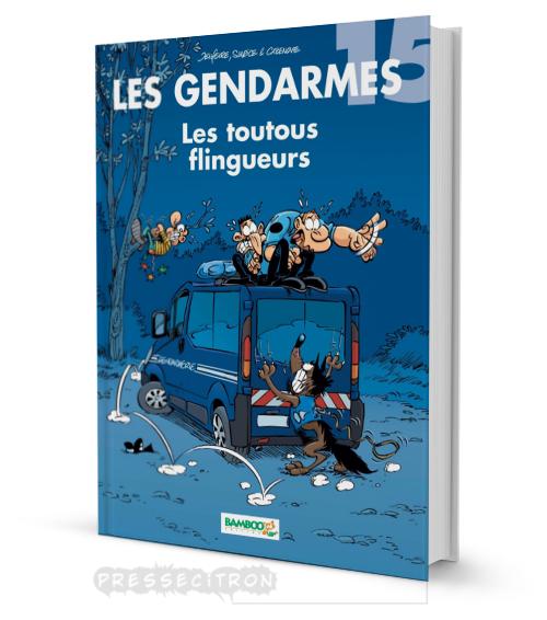 Les Gendarmes. Tome 15 - Les toutous flingueurs | PDF