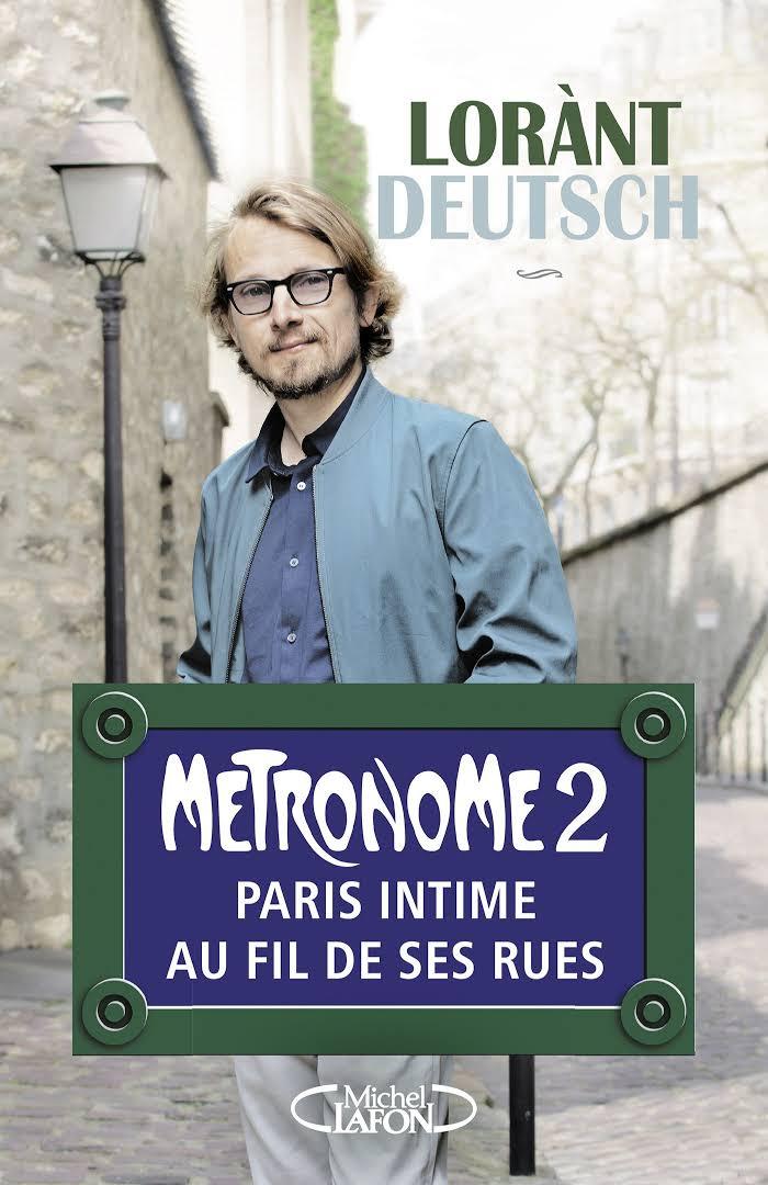 télécharger Métronome 2 - Paris intime au fil de ses rues