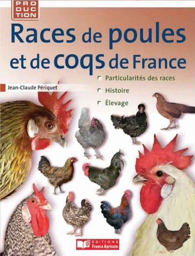 télécharger Races de poules et de coqs de France