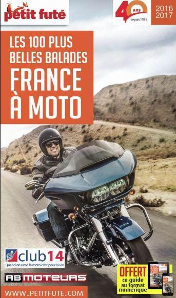 télécharger France à moto 2016/2017 Petit Futé