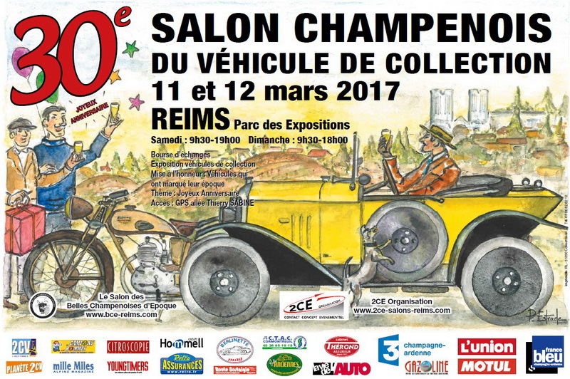 Club matra passion afficher le sujet calendrier des for Salon du chiot avignon 2017