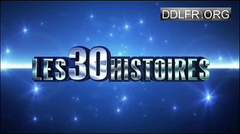Les 30 histoires 30 Décembre 2016