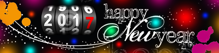 Poster for Happy New Year 2017