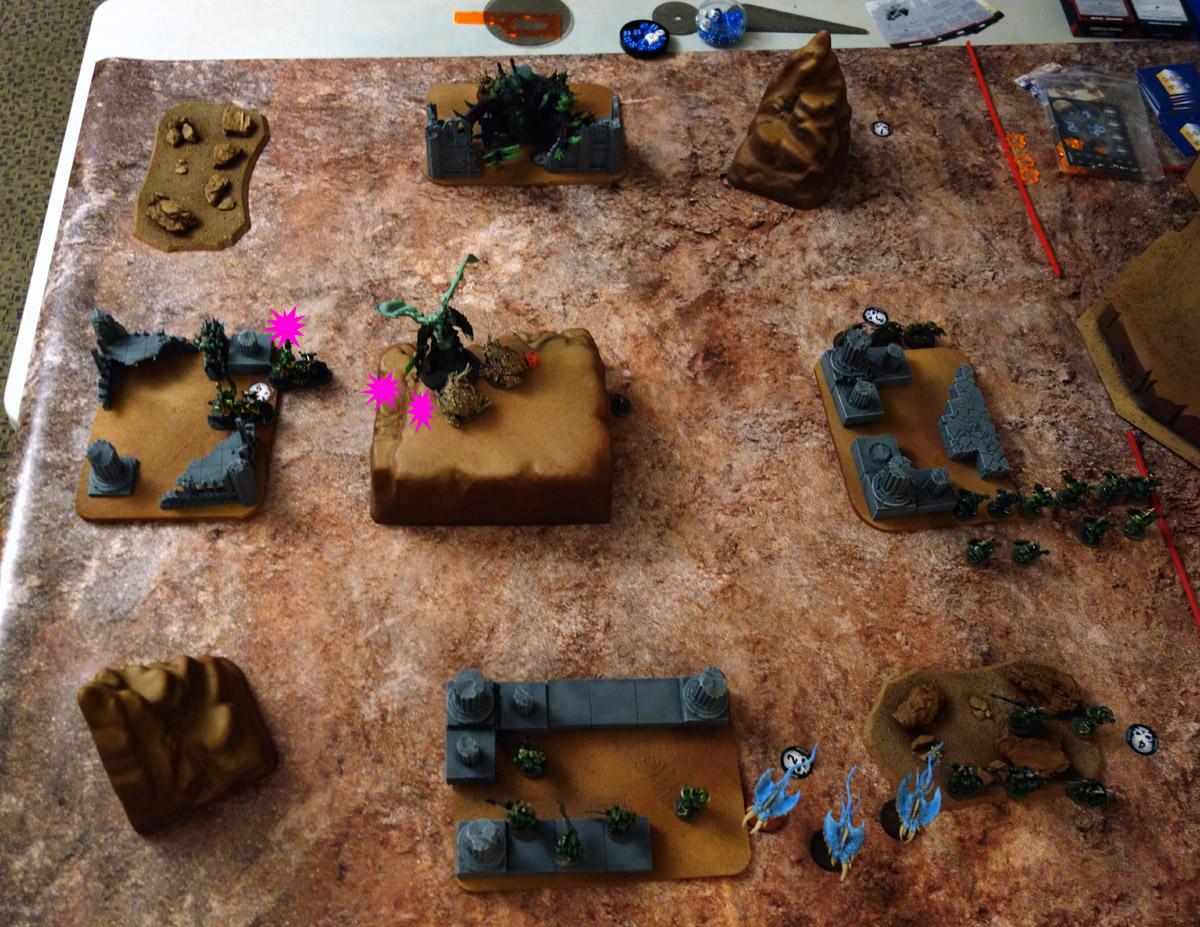 Death Guard Vs. Démons du Chaos - 1000 pts 0 PM 170101102850727906