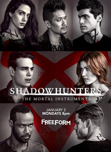 Shadowhunters Saison 2 FRENCH HDTV