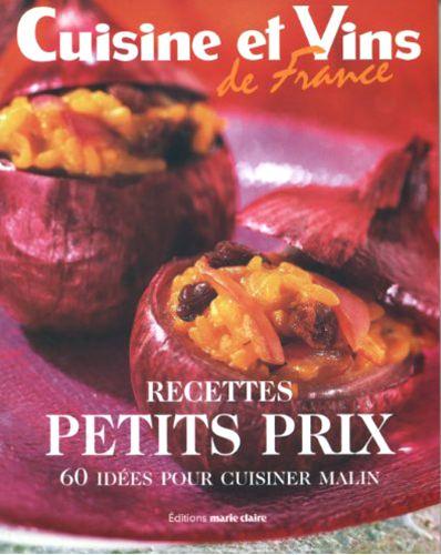 télécharger Recettes Petits Prix : 60 Idées Pour Cuisiner Malin.