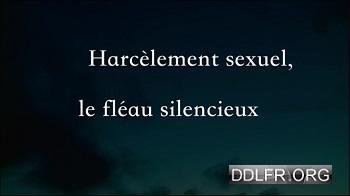 Harcèlement sexuel le fléau silencieux