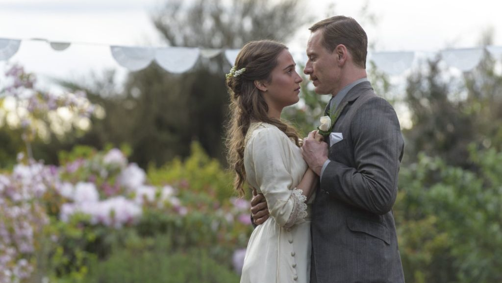 The Light Between Oceans (2016) image