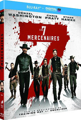 Les 7 Mercenaires 2016 BLURAY 1080p TRUEFRENCH