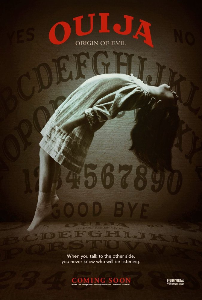 Ouija: Origin of Evil (2016) poster image