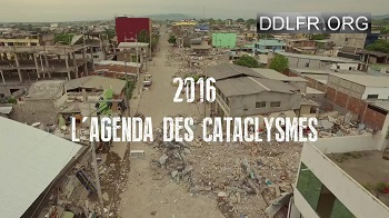 2016 l'agenda des cataclysmes