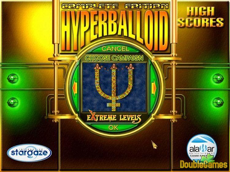 Hyperballoid Edition Complete