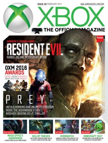 Official Xbox Magazine USA – February 2017-P2P