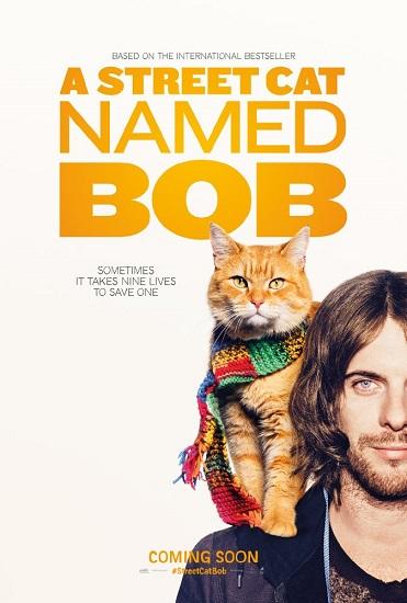 Kot Bob i ja / A Street Cat Named Bob (2016)