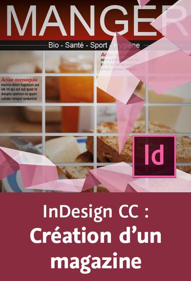 télécharger Video2Brain – InDesign CC – Création d'un magazine