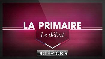 La primaire de la gauche le premier débat