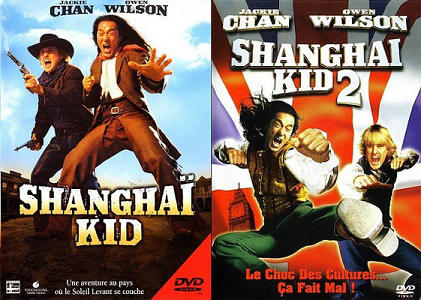 Shanghaï kid 1 et 2 M-HD 720p TRUEFRENCH
