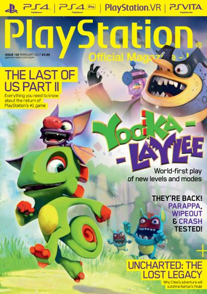 PlayStation Official Magazine UK – February 2017