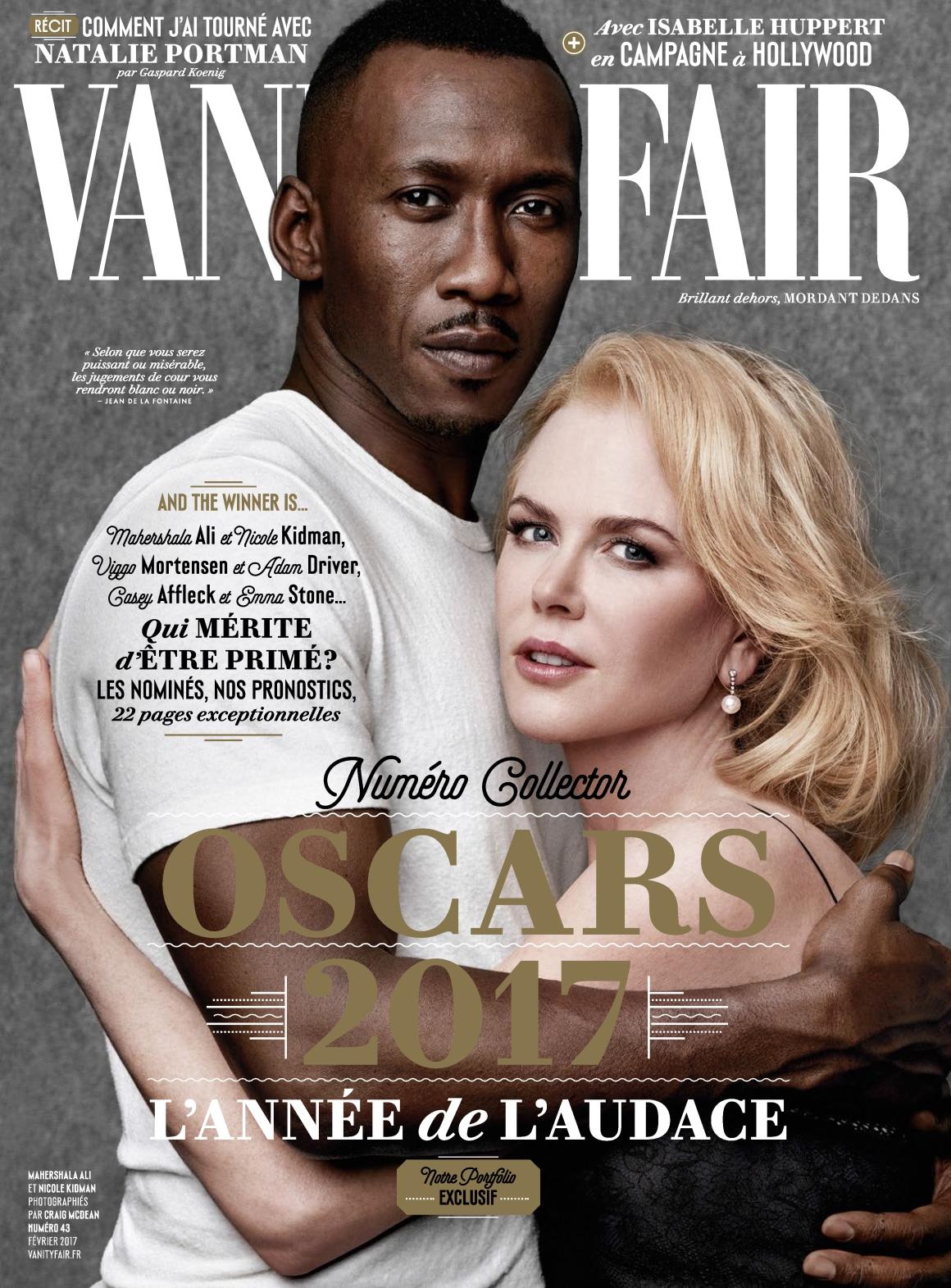 Vanity Fair N°43 - Février 2017