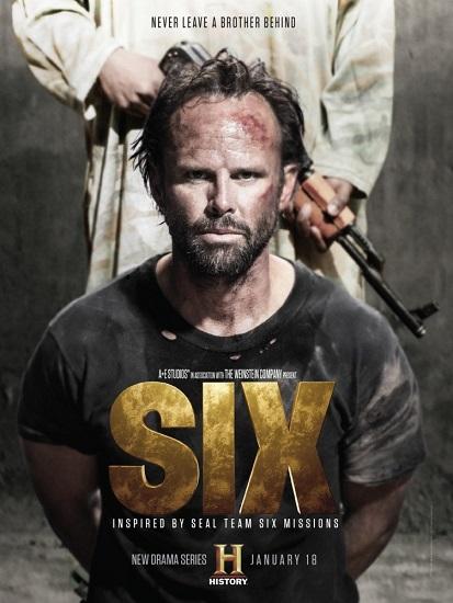 Six {Sezon 01} (2017)