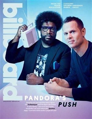 Billboard - 28 January 2017