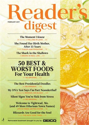 Reader's Digest - February 2017 / United States