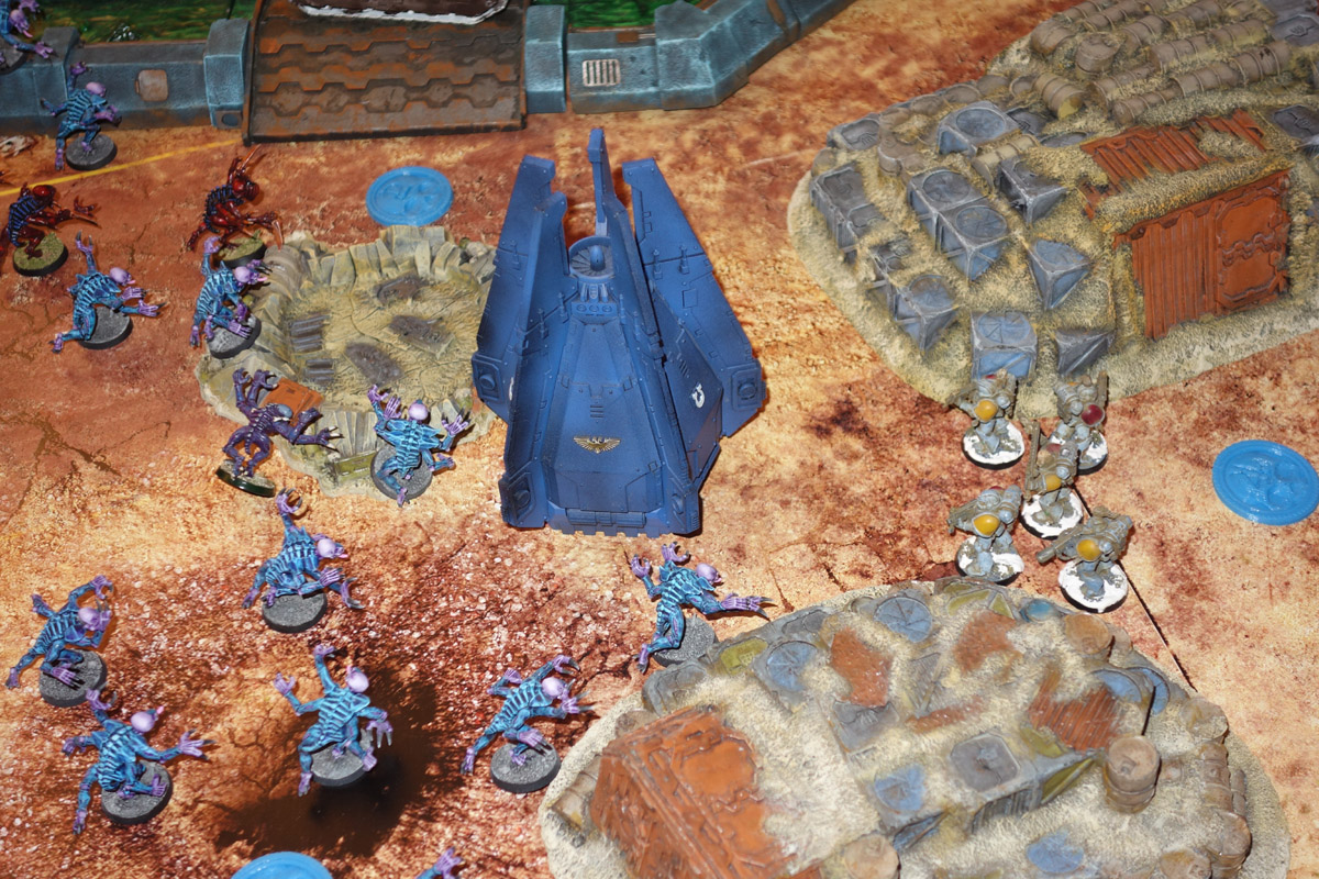 Genestealer Cults Vs. Space Wolves (1000 pts 0 PM) 1701211026009997