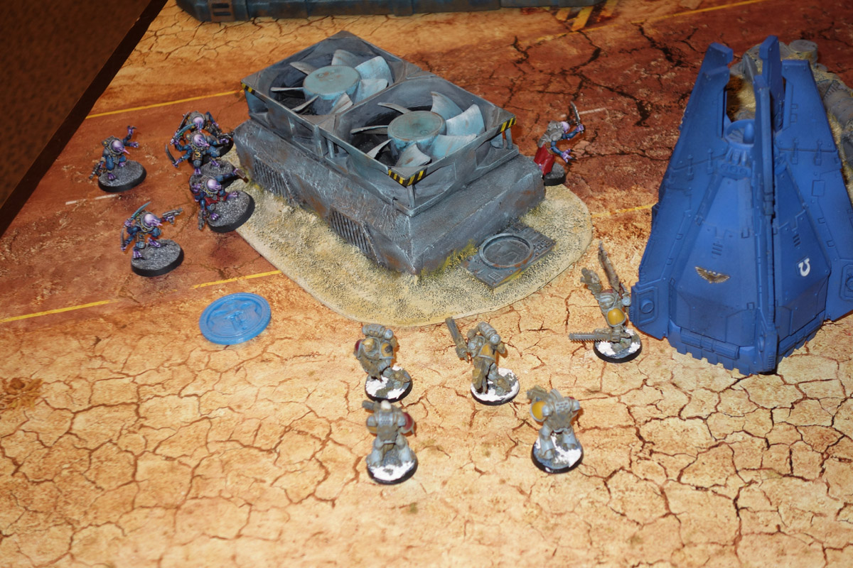 Genestealer Cults Vs. Space Wolves (1000 pts 0 PM) 170121114801907774