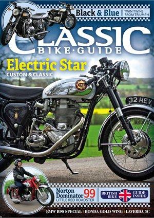 Classic Bike Guide - February 2017