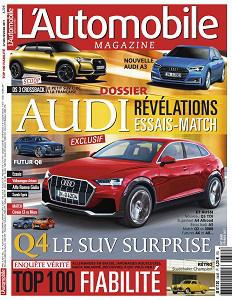 L'Automobile magazine N°849 - Février 2017