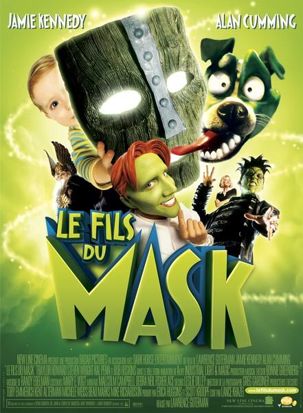 Le Fils du Mask en VF