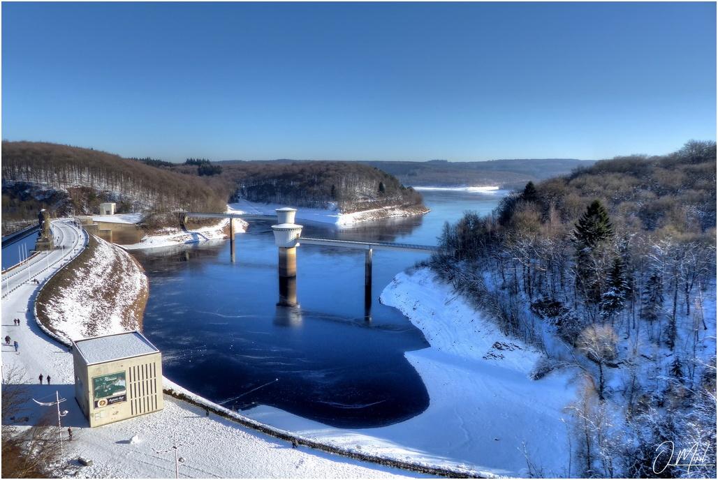 Le barrage de la Gileppe 170124121640806771